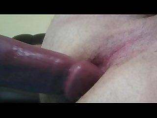 Hard fuck Dildo Asmr