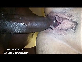 Interracial intercourse Hd close up video