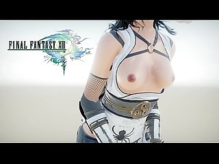 Final fantasy 3d babe fucked by Tentacles