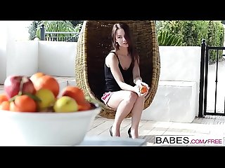 Babes silky smooth starring taylor sands clip