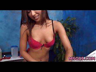 Sexy 18 Year old hot slut gets fucked hard