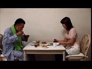 Japanese housewife fucked by uncle