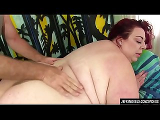 Raunchy Sex Massage for Fat Floozy Miss Ladycakes