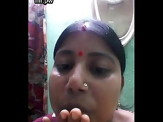 Desi horny village aunty strip and squirt in front of can // Watch Full 28 min Video At..