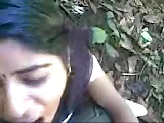 Indian Girl Sucking dick and eat cum