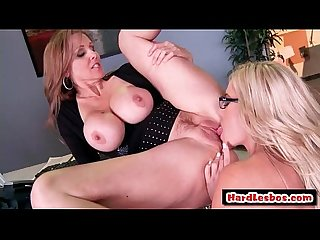 Busty Hot Lesbos Hardcore Fuck 20