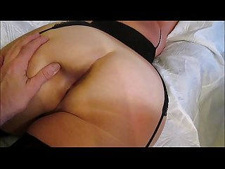 Porn sleeping ass