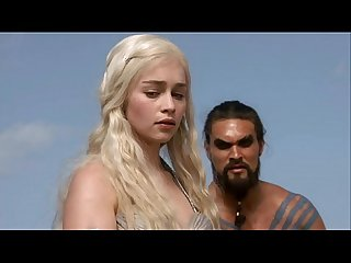 Game of thrones deneris targarian and khal drago sex scene