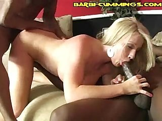 Deep doggystyle interracial sex