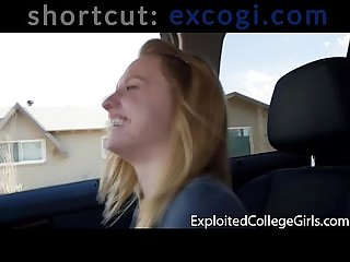 Fun college girl 1st porn
