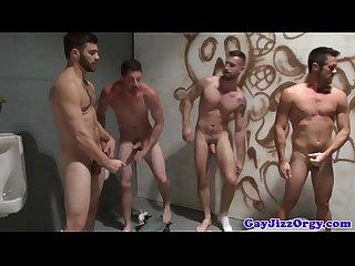 Gaysex hunks hardcore orgy fun