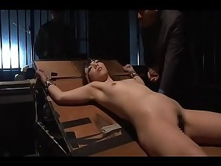 Electro torture asian girl japanese 19