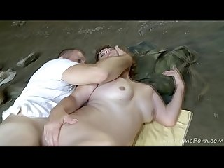 Curvy Mature On Cock Hunt Finds Willing Prey