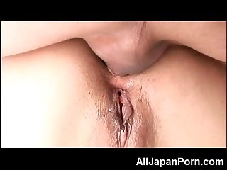 Young japanese first anal