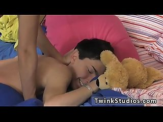 Teen gay twink kissing These twinks are fantastic and your elation is