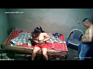 Peeping Chinese man fucking callgirls 33