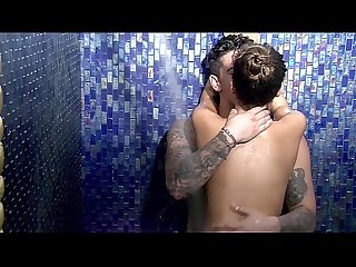 d m Melani shower Sex part 2 den hotel