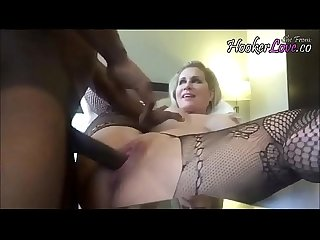 Racist mature slut takes bbc creampie girl from www hookerlove co
