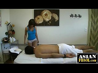 Slippery hidden camera asian nuru massage