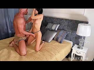 Sasha Rose and Maximo hard sex