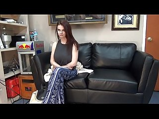 Emma ucsd student does anal casting couch interview big boob brunette glassdeskproductions