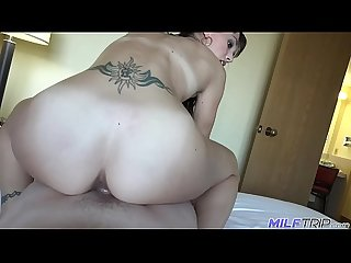 MILF Trip - Sexy MILF Alana Cruise gets fucked by fat cock