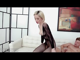 Wicked - Mature MILF Di Devi Gives Her Ass To y. Lover