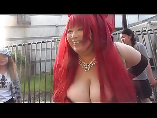 Japanese Woman With Massive Tits (Part 1) - Pumhot.com