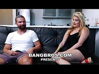 Bangbros blonde colombian teen valentina bolivar has big tits big ass