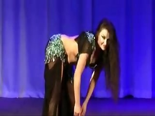 Alla kushnir sexy belly dance