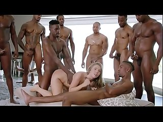Lena Paul first Interracial Gangbang Full Watch kob9.com