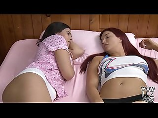 Jayden cole and violet starr have lesbian sex
