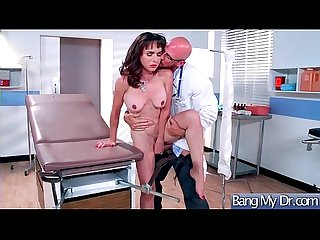 Perv doctor give Sex treat for horny sluty patient cytherea mov 05
