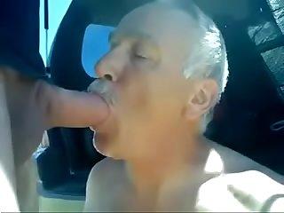 Papai toma leite3