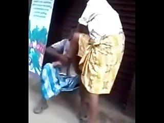 Lungi fight