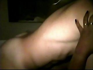 Filmei Janne Mulata, minha ex esposa toda aberta, encarando a pica de 23cm do amigo..
