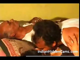 Indian bhabhi fucked by dewar while husband Sleeping