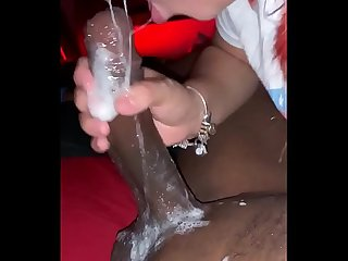Sloppy wet head bbc