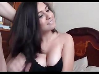 Sexy beautiful Desi girl hungry for cock and blowjob
