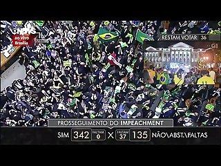 Brazilian milf president public humiliation gangbang 340 mans