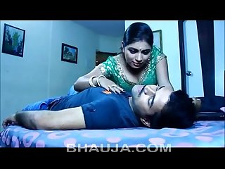 Indian Desi devar Bhabhi ki jabardast Chudai video bhauja com