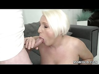 Busty mature still needs big dick