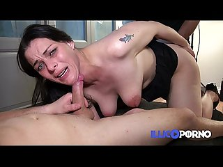 Sophie lanal a fait mal full video illico porno french girl
