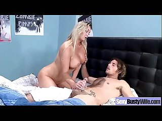Big Juggs Wife (abbey brooks) Play Hardcore In Front Of Camera video-01