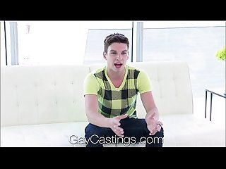 Gaycastings cute twink wants money to suck on cam