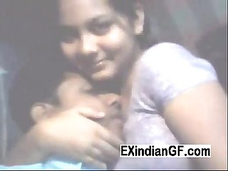 Desi couple tries new cam