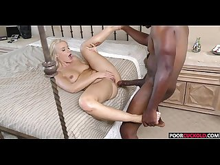 Sexy HotWife Anikka Albrite Gets Fucked By BBC While Cuckold WatchingWatching