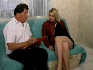 Julie A french blonde gets fisted and fucked in the ass