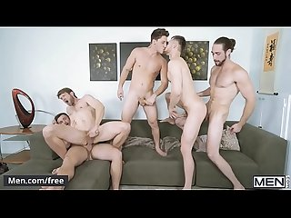 Men com colby keller jacob peterson paul canon roman cage trevor long my whore of a roommate jizz or