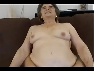 Lustygolden colombia granny old